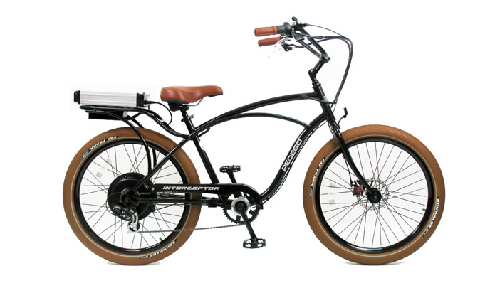Pedego Interceptor (Balloon)