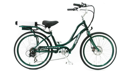 "Pedego Step Thru Comfort Cruiser (24"" колёса)"